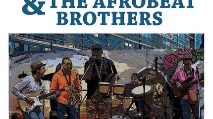 Foto de Akyn & The Afrobeat Brothers