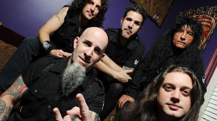 Foto de Anthrax