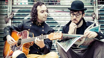 La banda Antílopez.