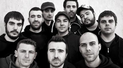 La banda Aspencat.
