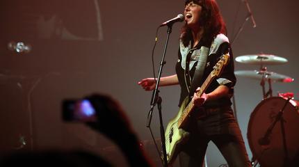 Foto de Band Of Skulls en concierto