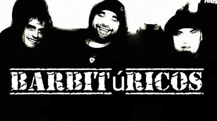 imagen de la banda de punk rock Barbitúricos
