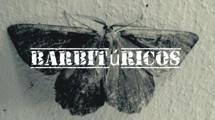 imagen de portada del single de la banda de punk rock Barbitúricos