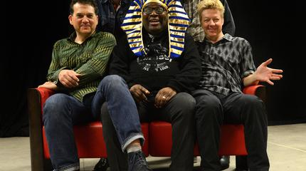 Foto de Barrence Whitfield & The Savages