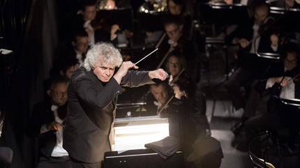 foto de la berliner philarmoniker