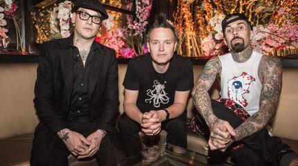 Foto de Blink-182.