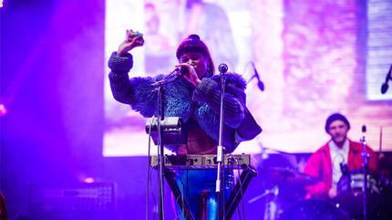 Foto de Bye Beneco en concierto