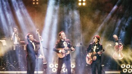 Foto de Café Quijano en concierto