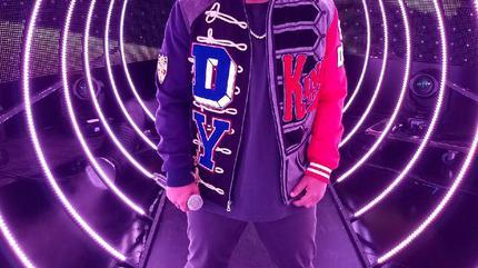Daddy Yankee Hula Hoop