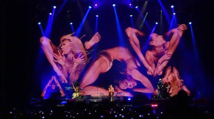 Foto de Depeche Mode en concierto