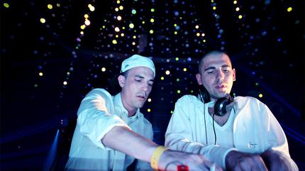 Foto de Dimitri Vegas & Like Mike.