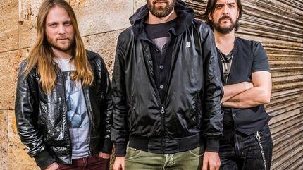 Foto de la banda Dinero.