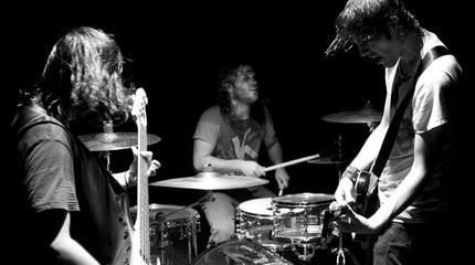 Foto de la banda Dinero