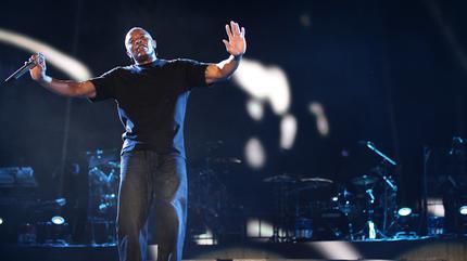 Foto de Dr. Dre.