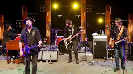 Foto de Drive By Truckers en concierto