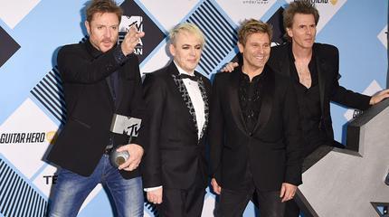 Foto de la banda inglesa Duran Duran