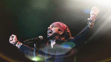 """Foto de """"El Arrebato"""" en concierto"""