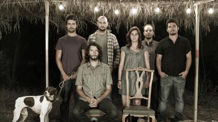 foto del grupo granadino de flamenco rock el puchero del hortelano