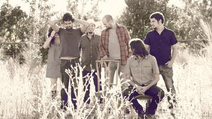 foto del grupo de flamenco rock el puchero del hortelano