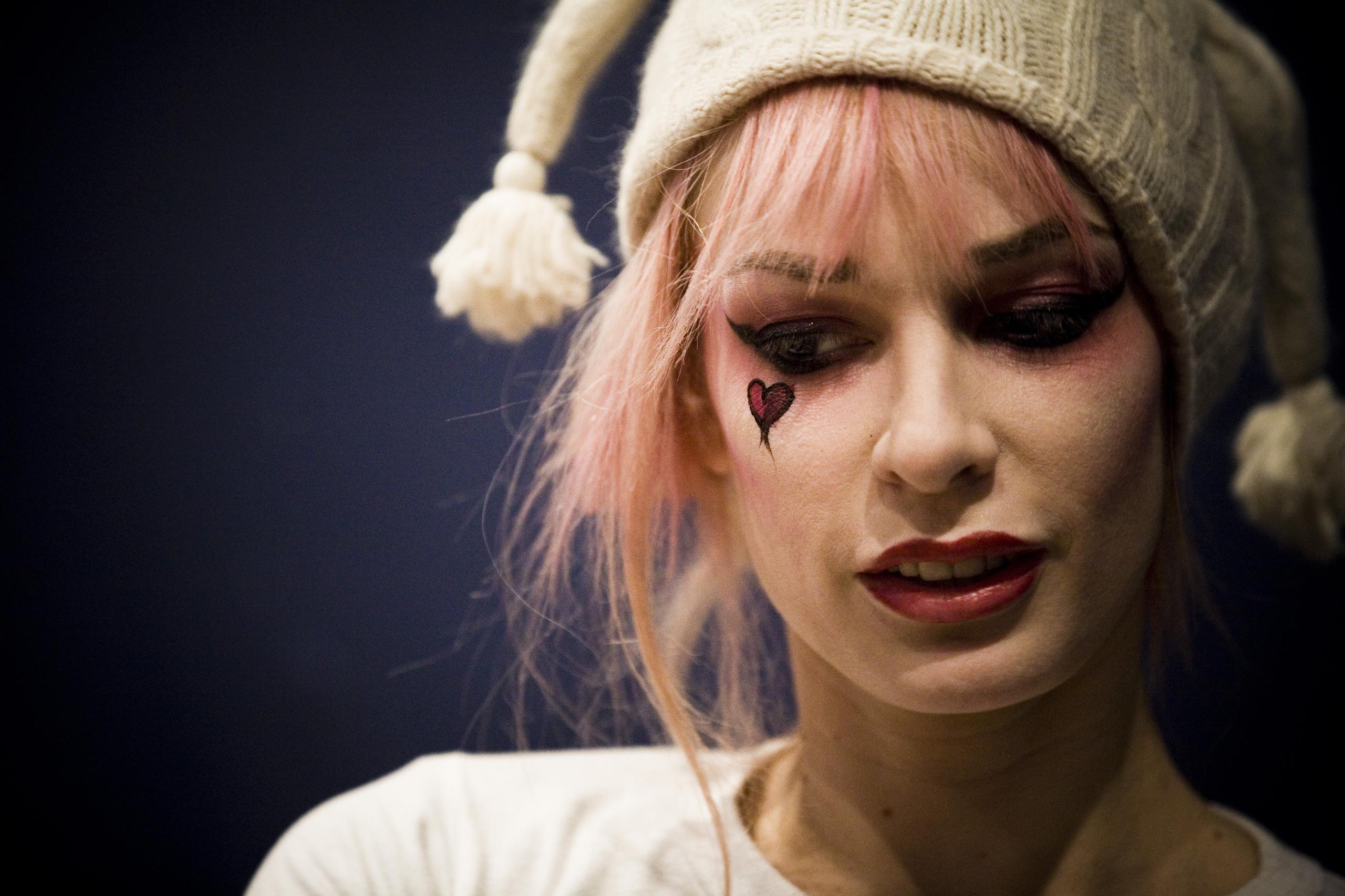 Emilie Autumn Nude Photos 36