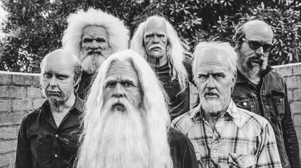 Foto de Foo Fighters de mayores