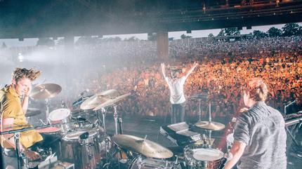 Foto de Foster The People en concierto
