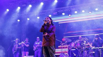 Foto de Gondwana en concierto