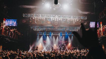 Foto de Good Charlotte en concierto