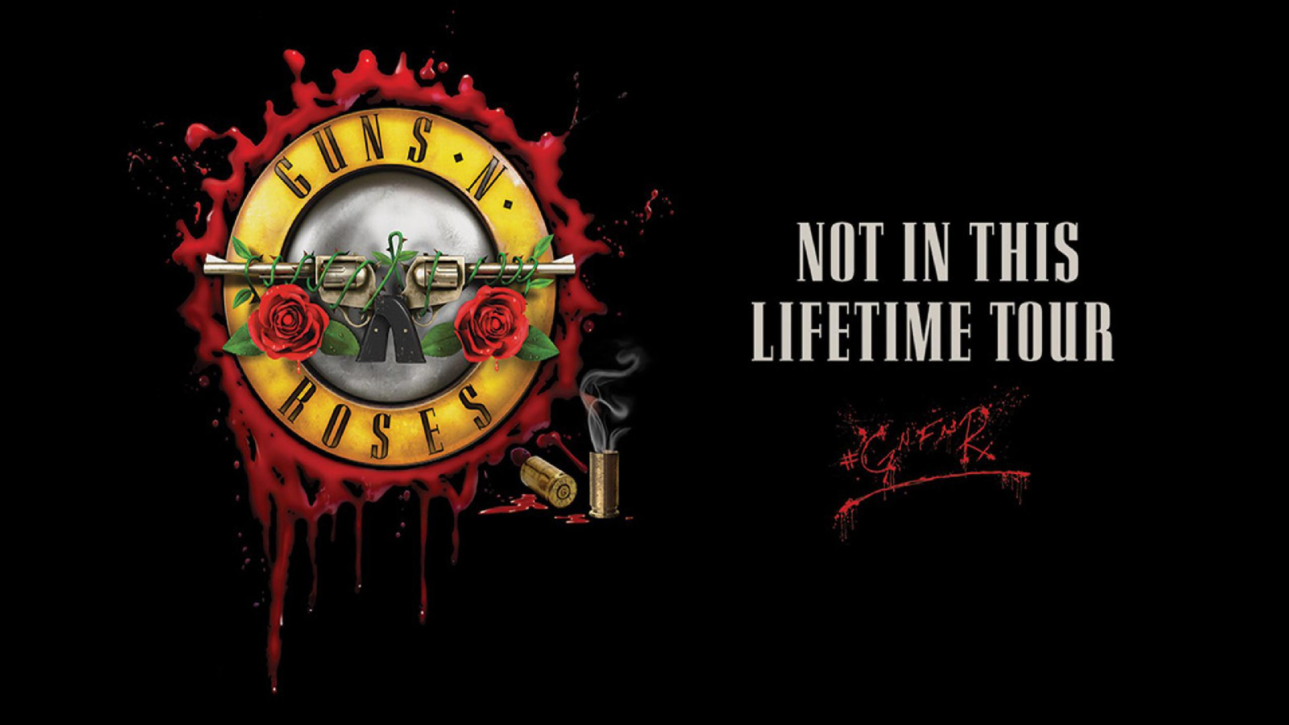 Guns N Roses Tickets Für 2017 2018 Tour Information über Konzerte