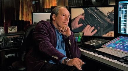 Foto del compositor Hans Zimmer