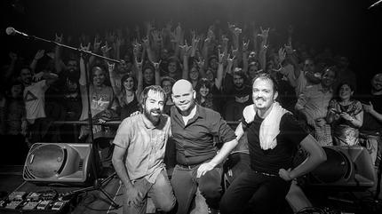 Foto de Havalina en concierto
