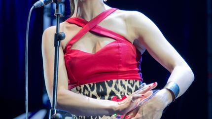Foto de Imelda May en concierto