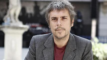 El artista Iván Ferreiro.