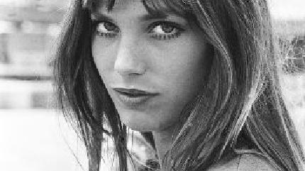 Foto de Jane Birkin de joven