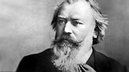 Foto de Johannes Brahms