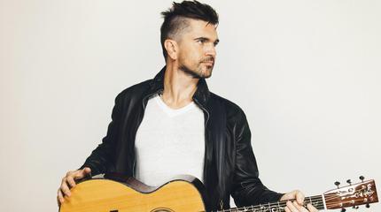 Fotografía de Juanes