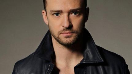 Foto de Justin Timberlake.