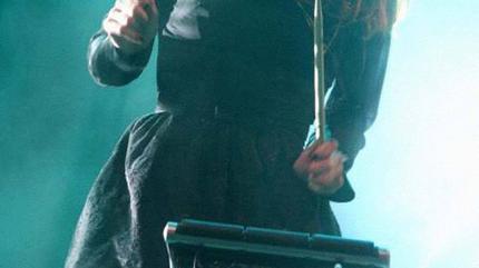 Foto de La Bien Querida en concierto