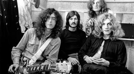 Foto de Led Zeppelin.