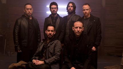 Foto grupal de Linkin Park