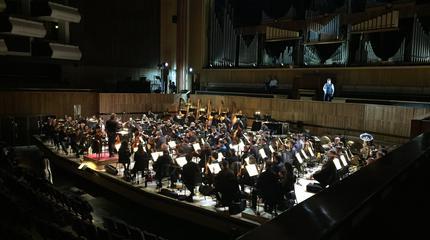 foto de la orquesta filarmónica de londres