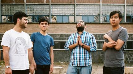 Foto del grupo Los Blenders, procedente de Ciudad de México