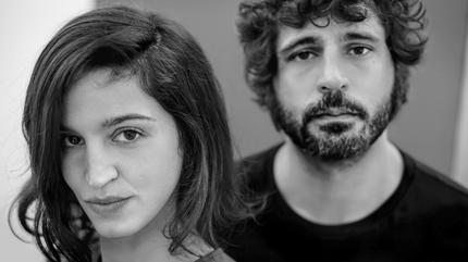 Foto de Maria Arnal y Marcel Bagés