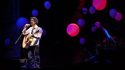 Foto de Marwan en concierto