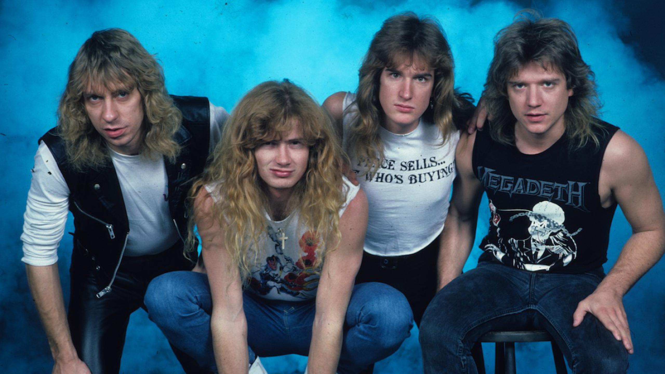 Resultado de imagem para Megadeth