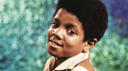 Foto de Michael Jackson de pequeño