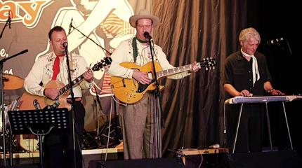 Foto de Mike Penny and The Moonshiners