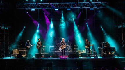 Foto de Mikel Erentxun en concierto