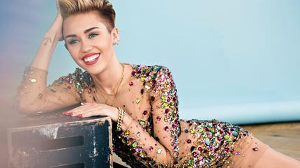 Foto de Miley Cyrus concierto