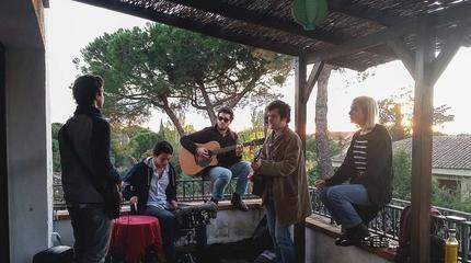Grupo de folk rockNebraska